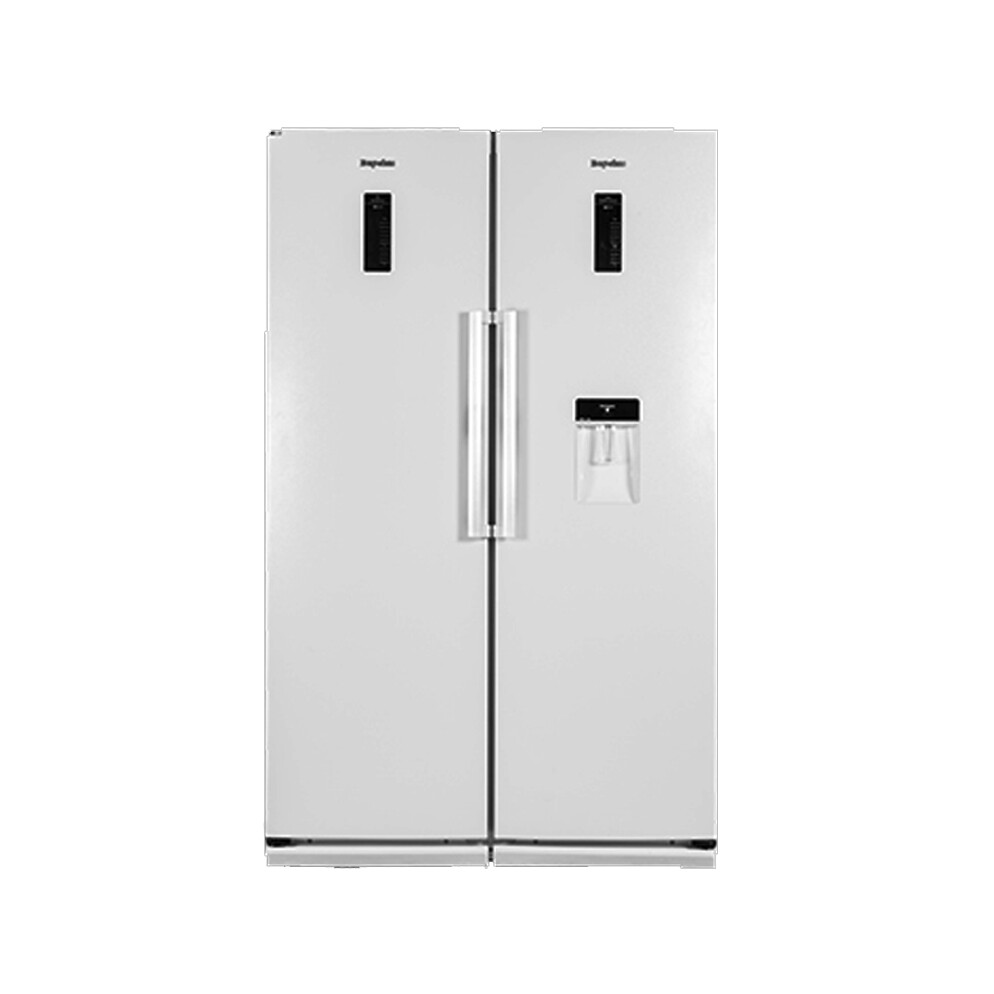 یخچال فریزر دوقلو تکنولایو D4i سفید