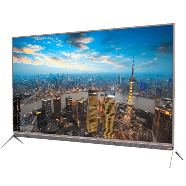 تلویزیون ال ای دی ایکس ویژن مدل 55XKU645 سایز 55 اینچ