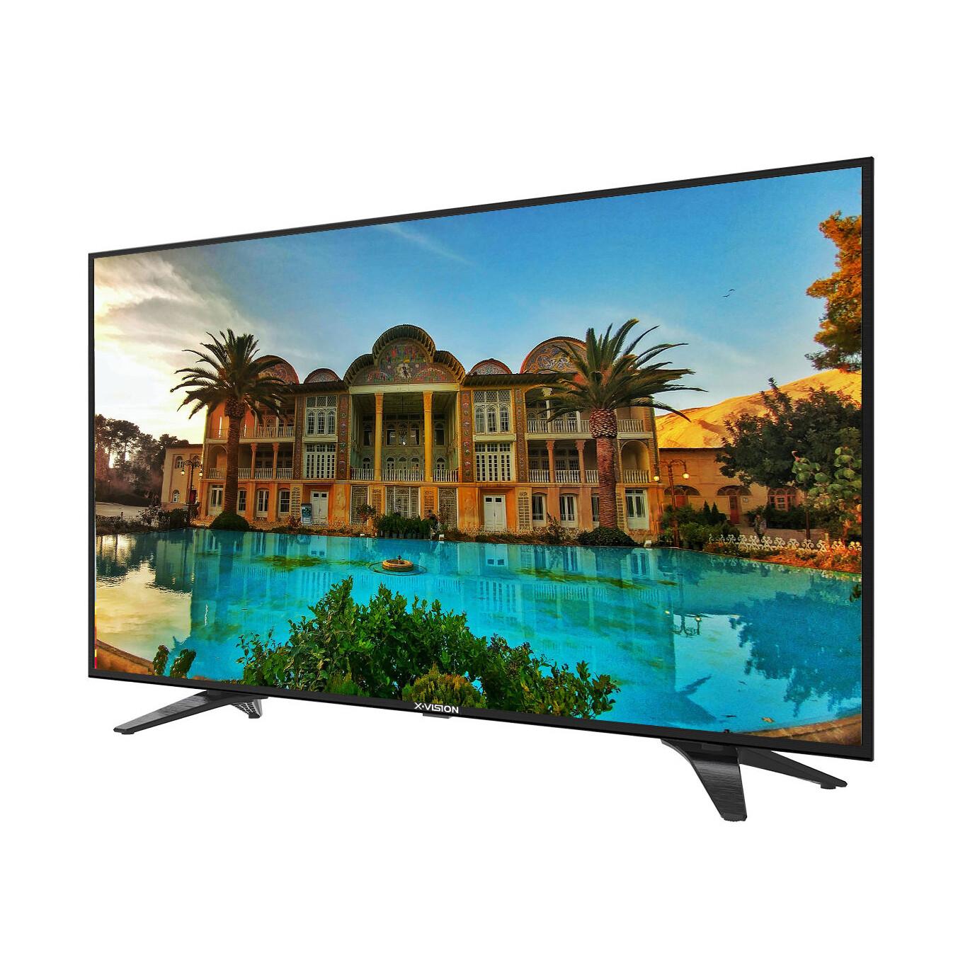 تلویزیون ال ای دی ایکس ویژن مدل 55XT540 سایز55 اینچ