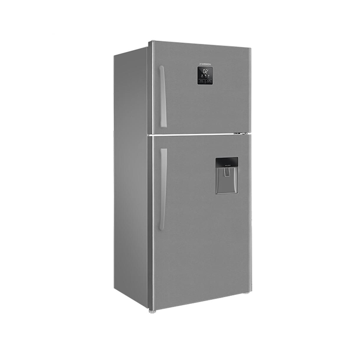 یخچال فریزر ایکس ویژن 862 SD سیلور