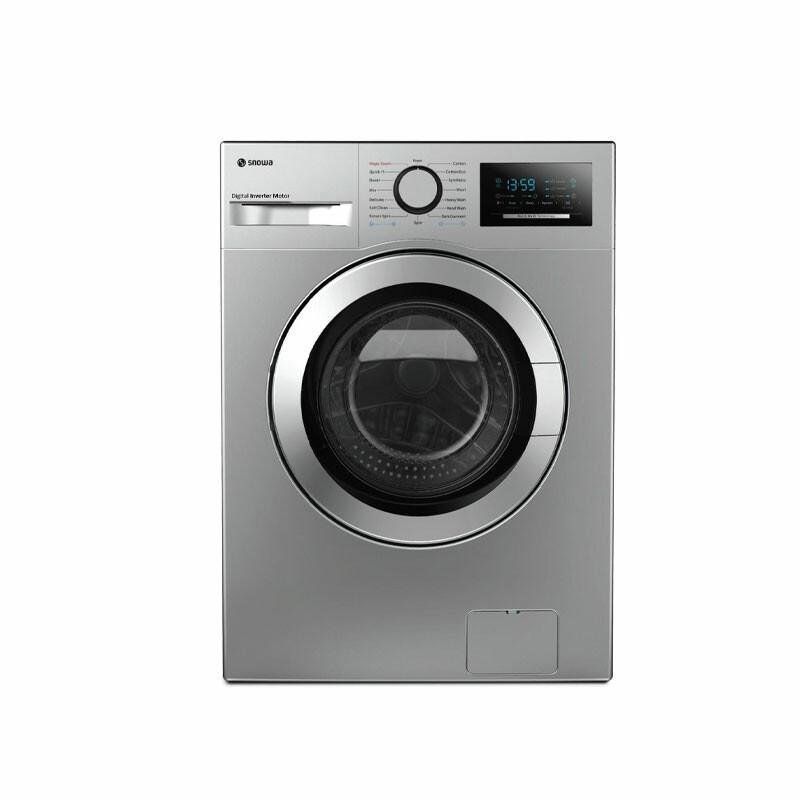 ماشین لباسشویی اسنوا مدل SWM-82304 ظرفیت ۸ کیلوگرم