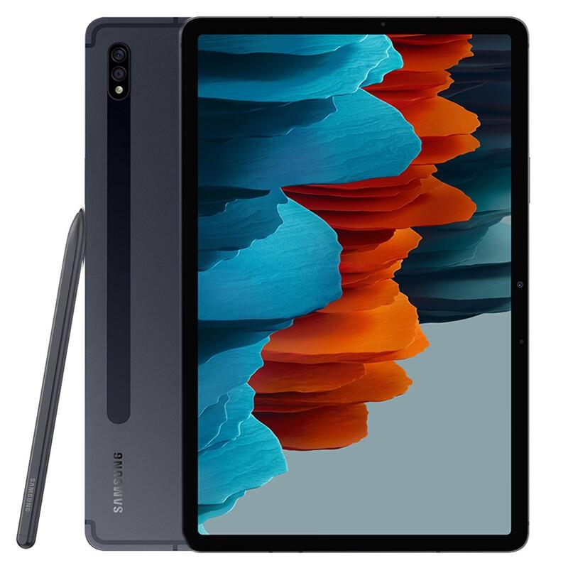 تبلت سامسونگ مدل Galaxy Tab S7 SM-T875 حافظه 128 گیگابایت رم 6 گیگابایت