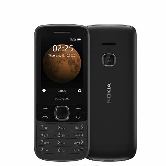 موبایل نوکیا 225 4G حافظه 128 مگابایت رم 64 مگابایت