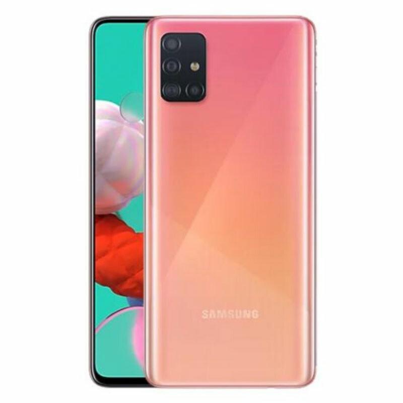 موبایل سامسونگ مدل Galaxy A51 حافظه 128 گیگابایت رم 4 گیگابایت