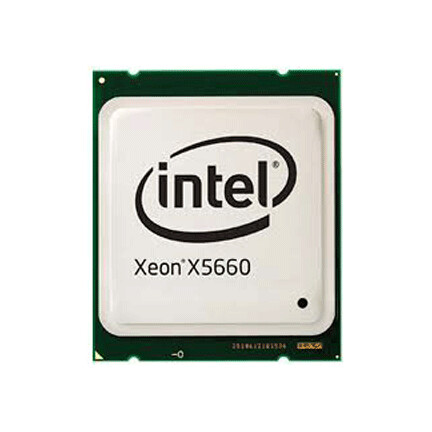 سی پی یو سرور اینتل مدل Xeon X5660
