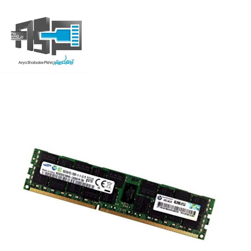 رم سرور اچ پی 16 گیگابایت RAM 16GB -12800R