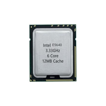 سی پی یو سرور اینتل مدل Xeon E5640
