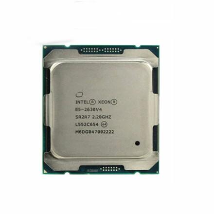 سی پی یو سرور اینتل مدل زئون ای5 2630 وی 4
