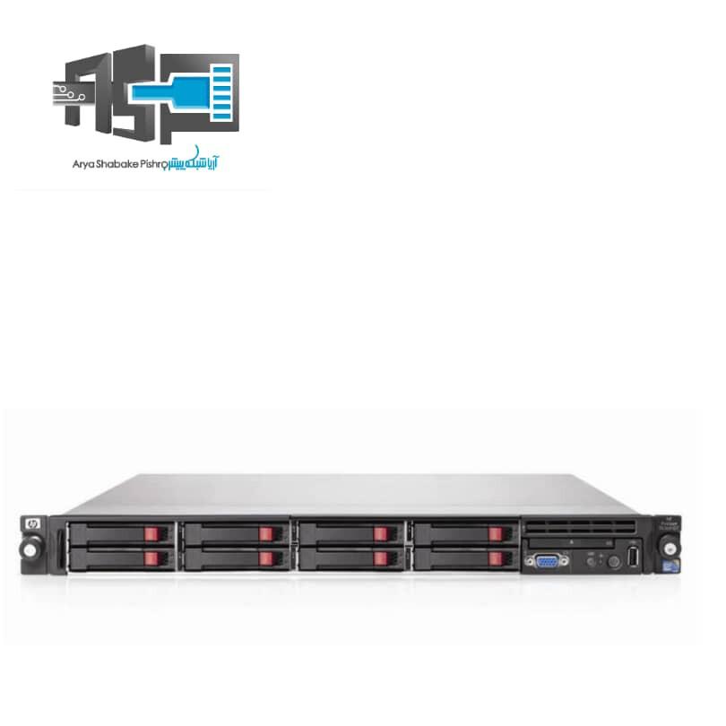 سرور اچ پی نسل 7 DL360 G7