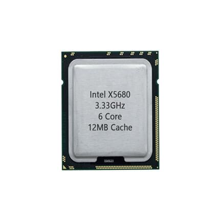 سی پی یو سرور اینتل مدل Xeon X5680