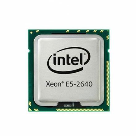 سی پی یو سرور اینتل مدل زئون ای5 2640 وی 3