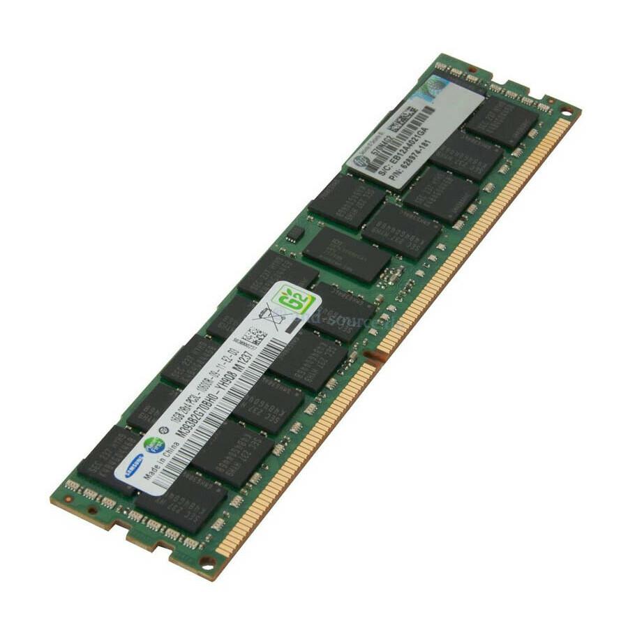 رم سرور HP 4GB PC3-10600R