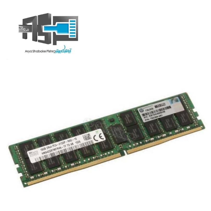 رم سرور اچ پی 16 گیگابایت RAM 16GB -2133
