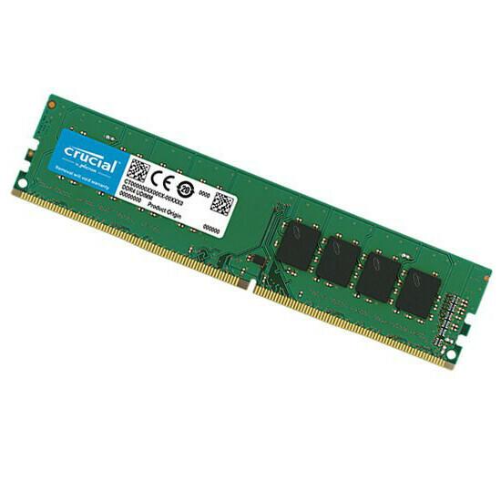 رم سرور کروشیال ۱۶GB PC3-12800R